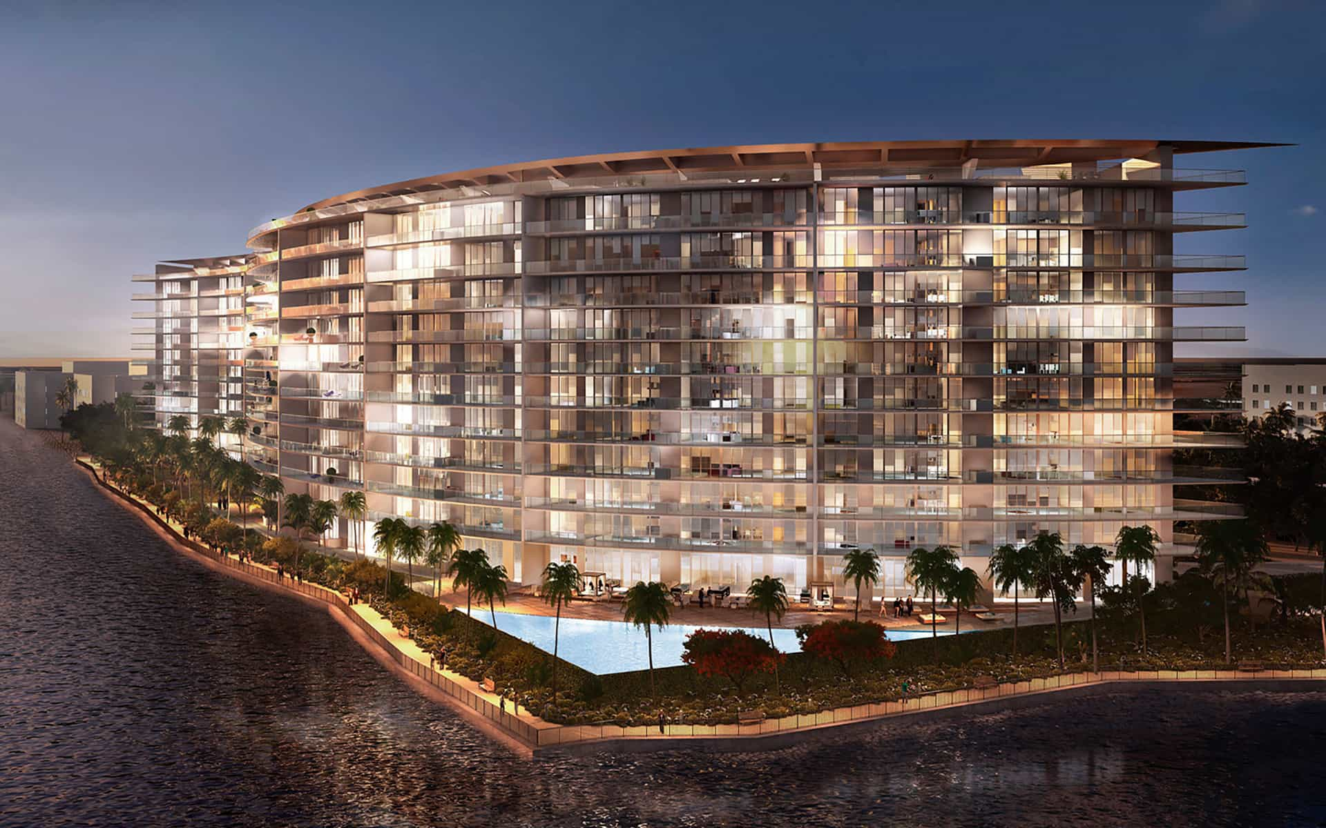 5 Luxurious Residential Projects from Miami where You Could move in