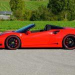 Ferrari 488 Spider Novitec 6