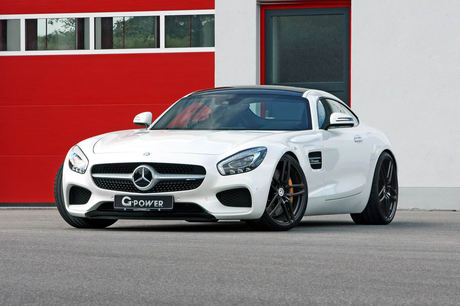 G-Power's Take on the Fantastic Mercedes-AMG GT S