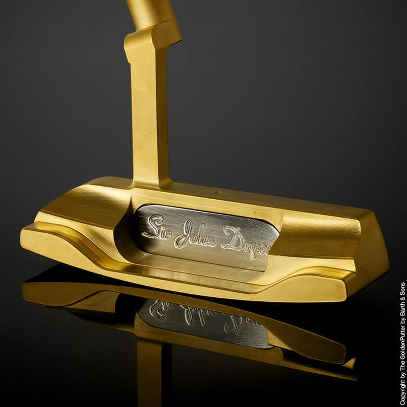 Golden Putter First Lady Special Edition
