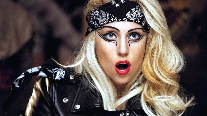 Lady Gaga music