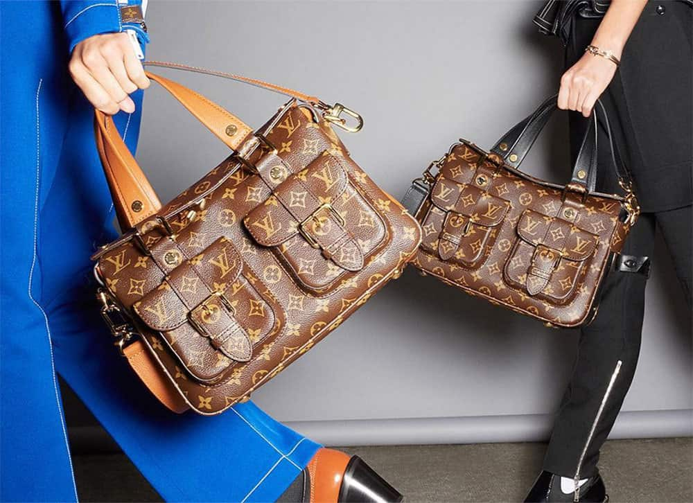 0fd9dea67bd1 Fresh Off The Line - Louis Vuitton s new Manhattan Bag