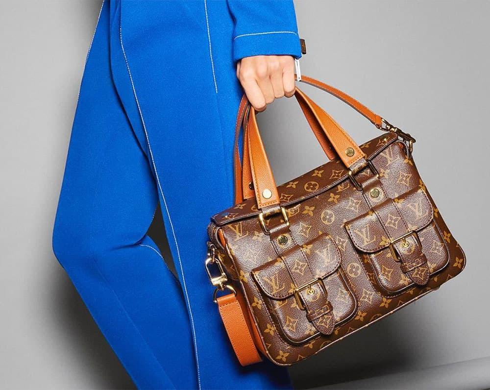 Louis Vuitton Manhattan bag
