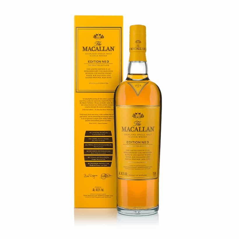Macallan Edition No. 3