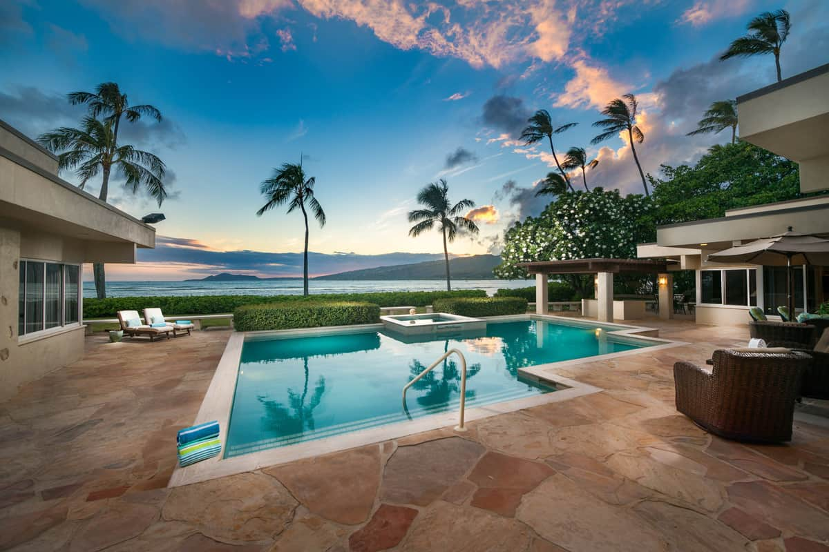 Oahu Airy Abode