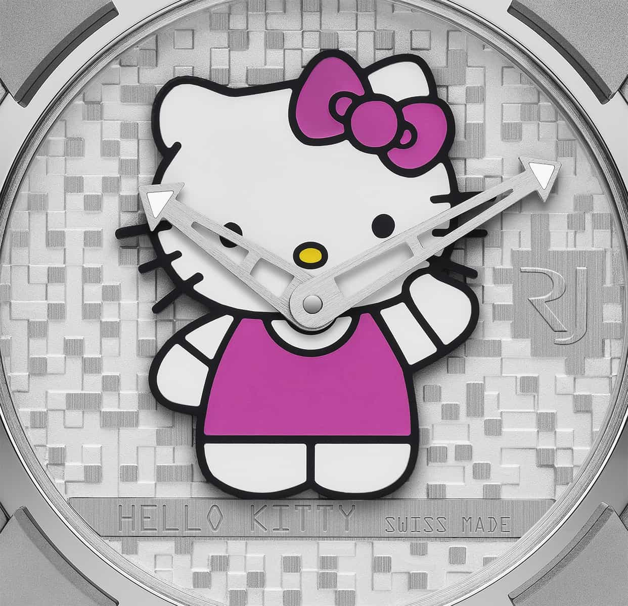Romain Jerome RJ X Hello Kitty