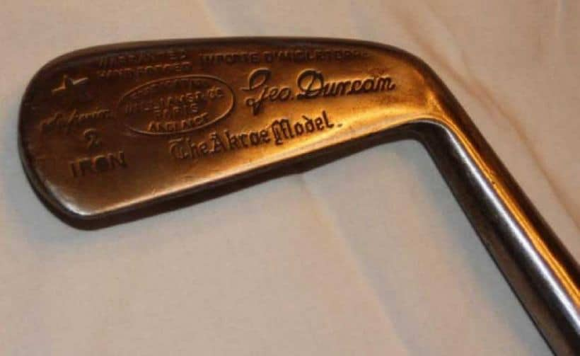 Simon Cossar Fruitwood Metal Headed Blade Putter