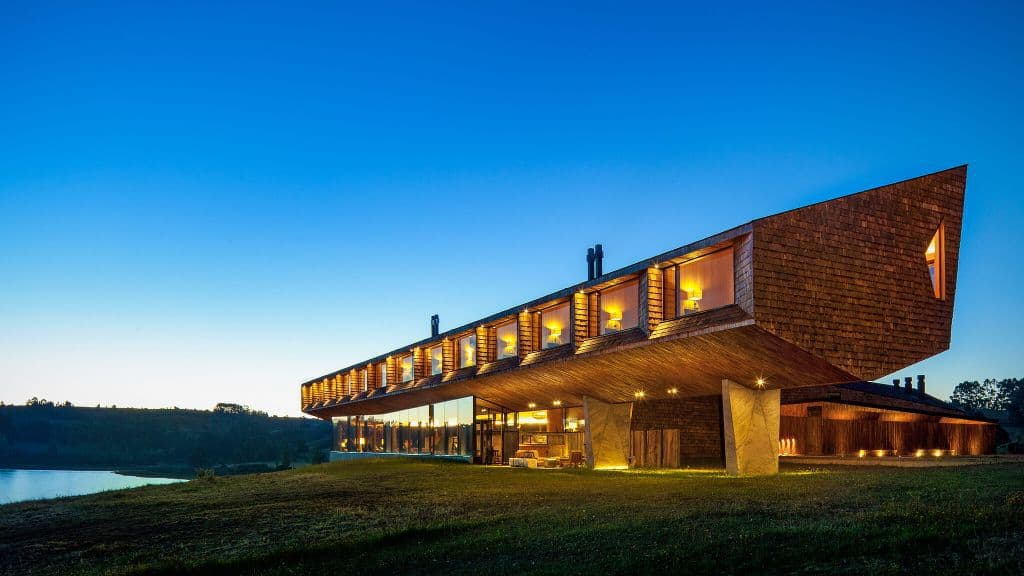 Tierra Chiloe Hotel & Spa is in a League of its Own