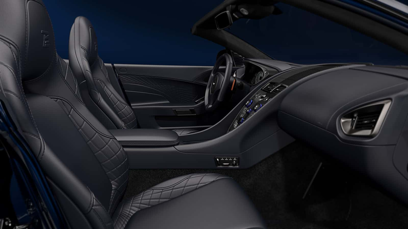 tom brady 39 s aston martin vanquish s volante is magical. Black Bedroom Furniture Sets. Home Design Ideas