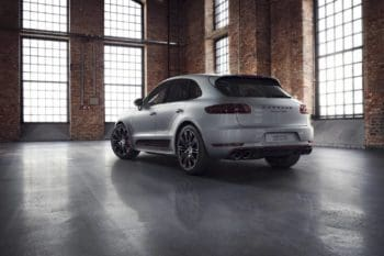 2018 Porsche Macan Turbo Exclusive Performance Edition 1