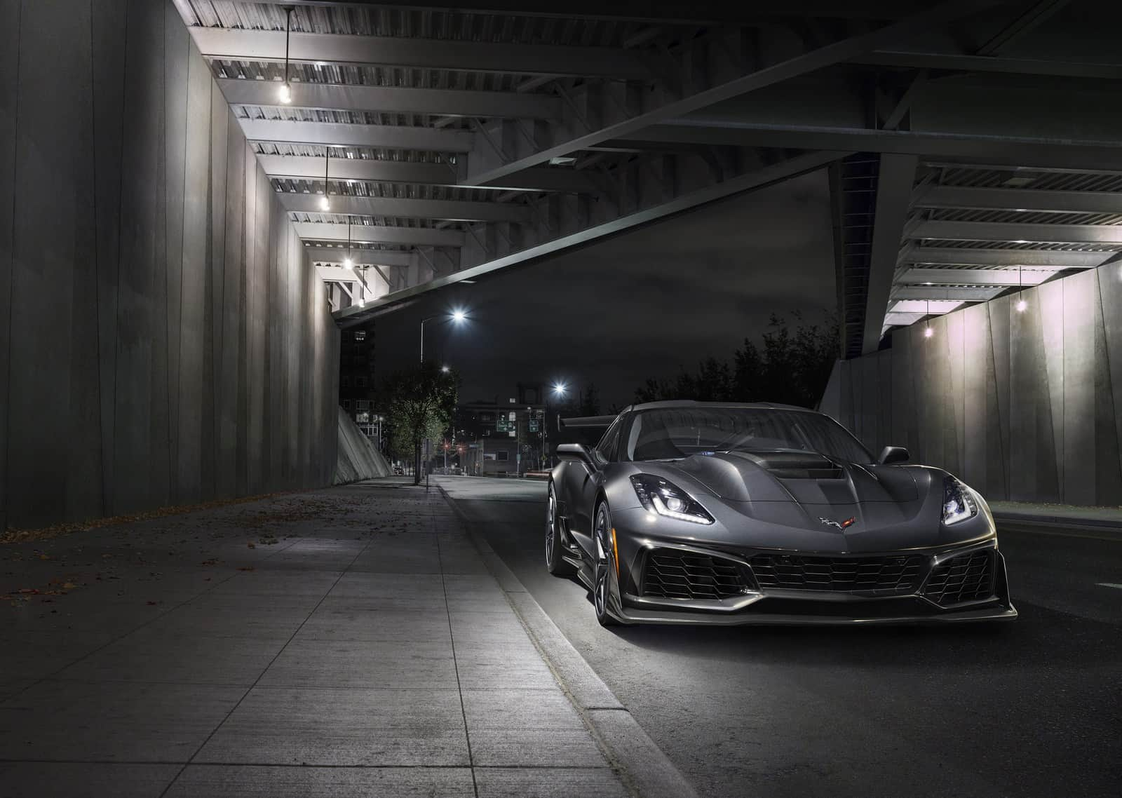 The 2019 Corvette ZR1 is a Threat for European Supercars