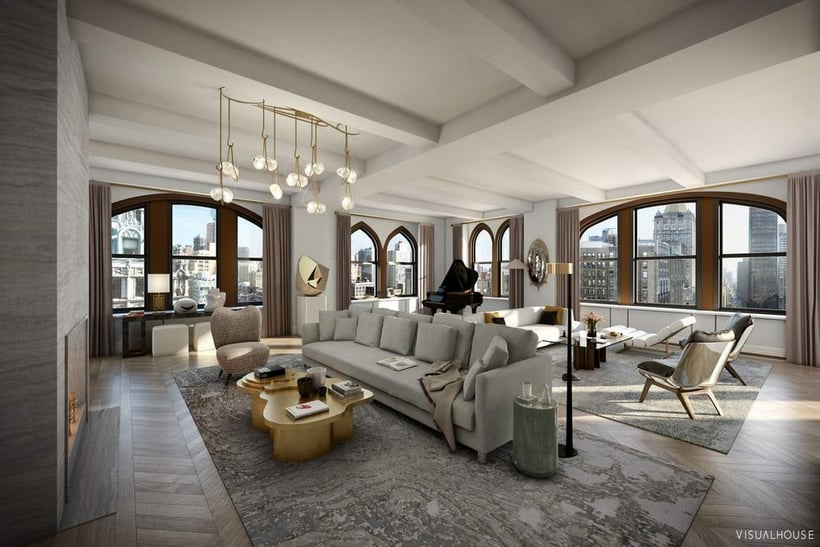 212 Fifth Avenue Penthouse New York 4