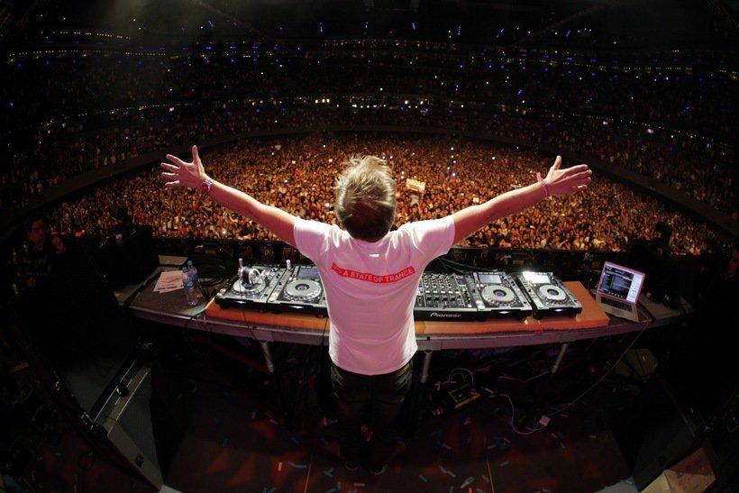 Armin van Buuren concert