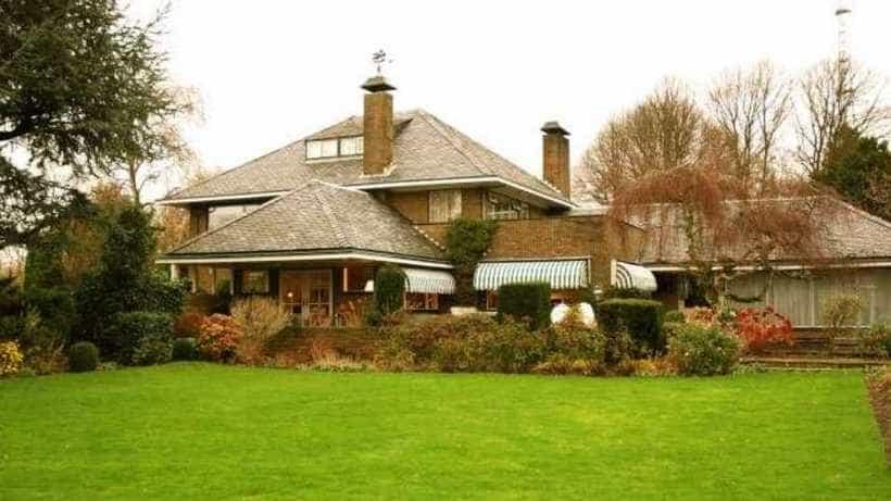 Armin van Buuren house
