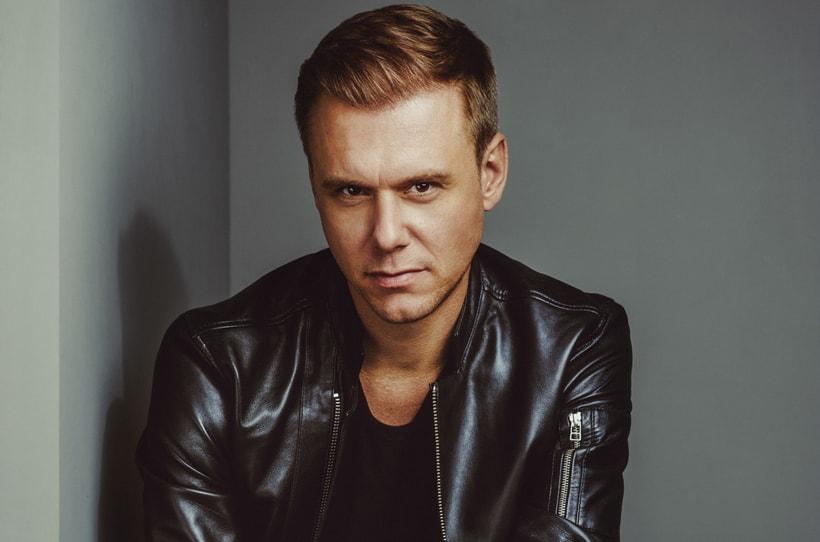 Armin van Buuren young