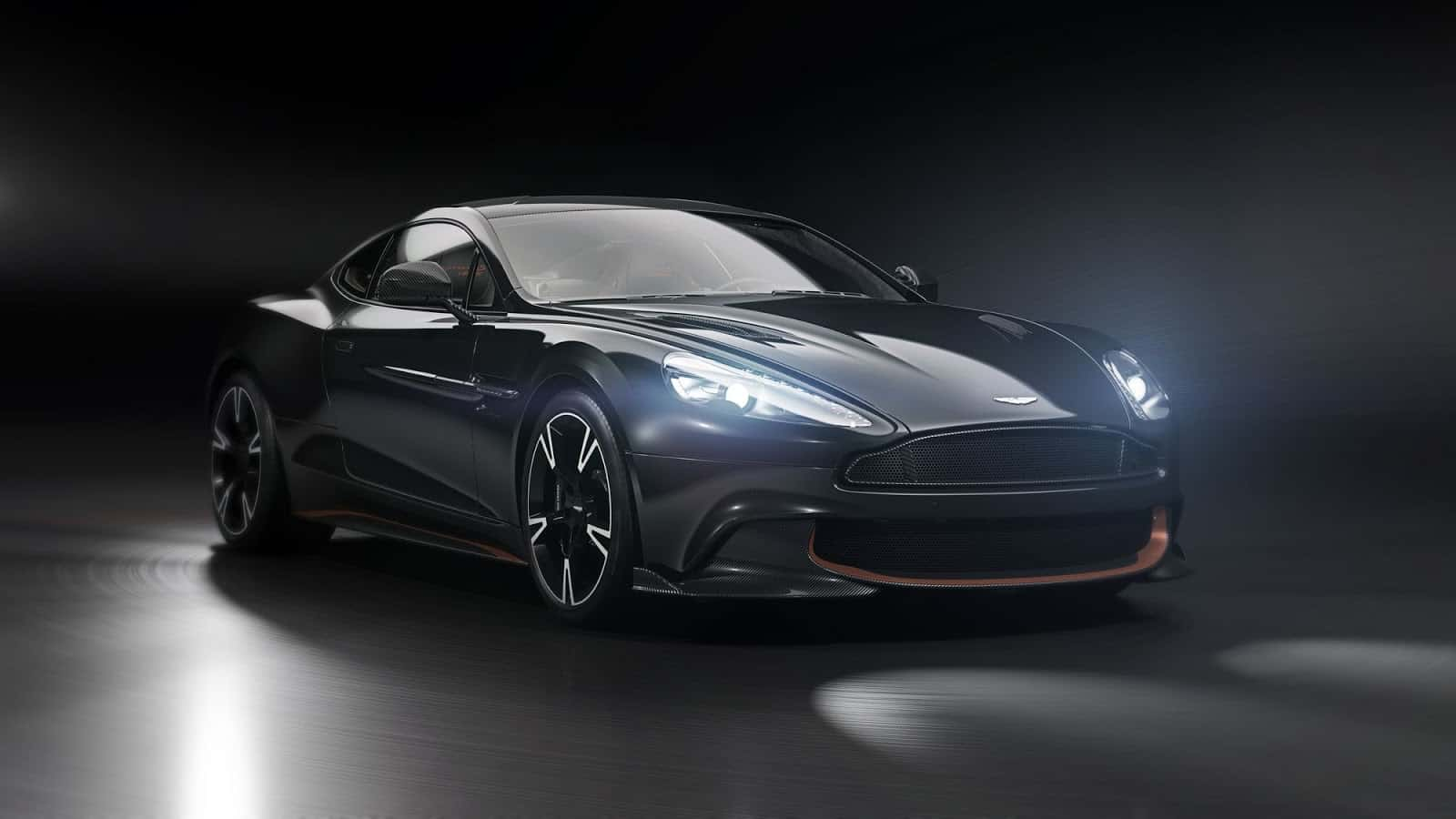 Farewell To a Masterpiece: Aston Martin Vanquish S Ultimate