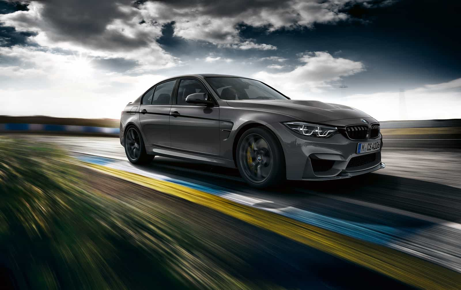 Christmas Comes Early – The BMW M3 CS Has Been Unveiled