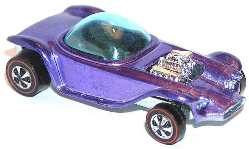 Beatnik Bandit Hot Wheels