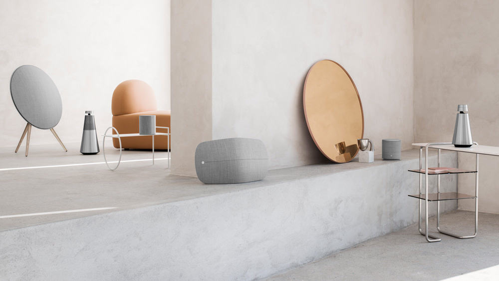 The Beoplay M3 is Bang & Olufsen's Tiny Multi-Room Wireless Speaker