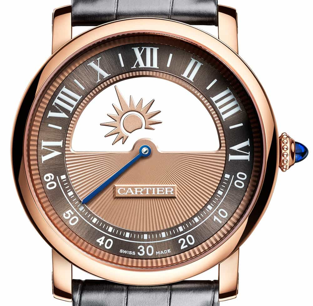Cartier Rotonde De Cartier Mysterious