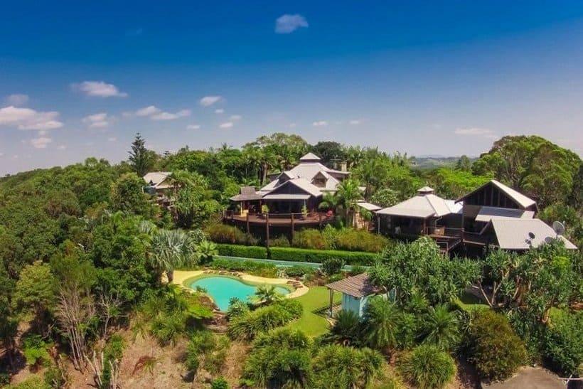 Chris Hemsworth byron bay house