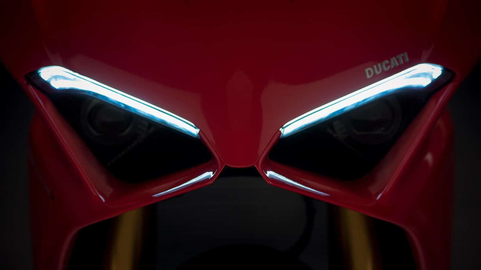 Ducati Panigale 1299 >> The Fiery Red Ducati Panigale V4 Joins In On The Fun