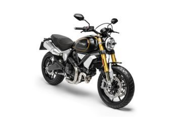 Ducati Scrambler 1100 1