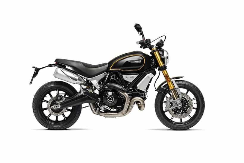 Ducati Scrambler 1100 4
