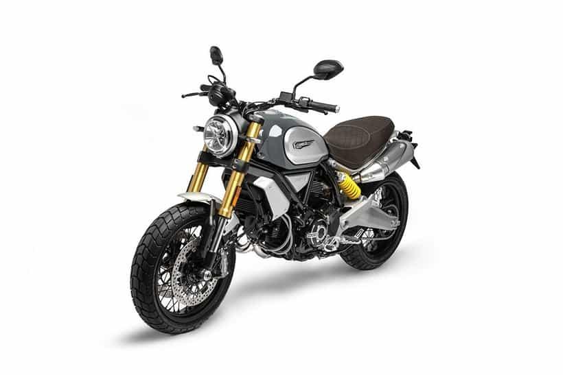 Ducati Scrambler 1100 5