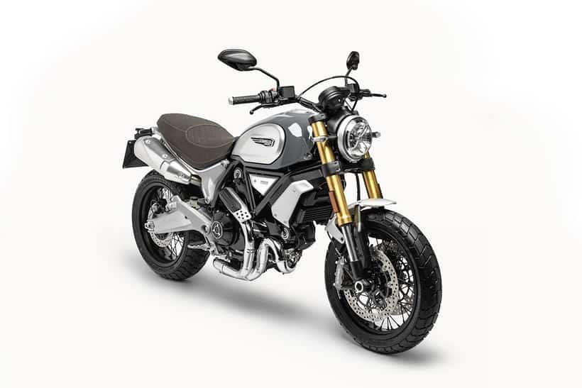 Ducati Scrambler 1100 6