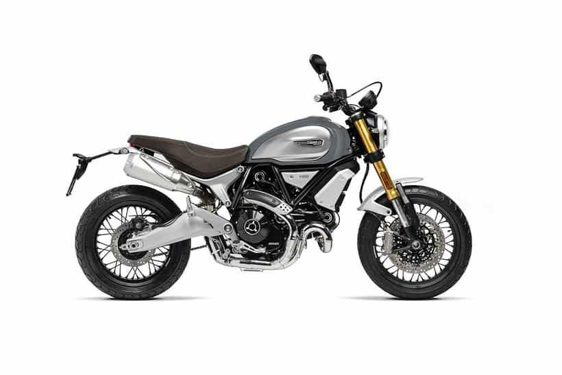 Ducati Scrambler 1100 7