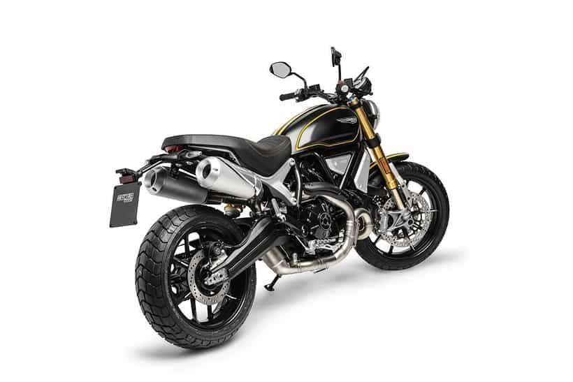 Ducati Scrambler 1100 8