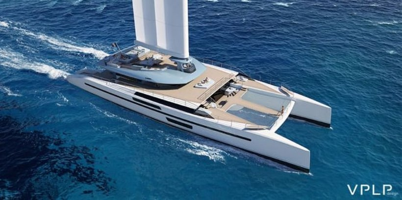 VPLP's EVIDENCE Superyacht Speaks For Itself