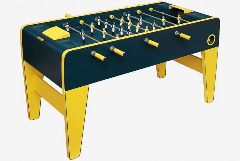 Hermès Foosball table