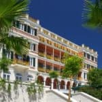Hilton Imperial Dubrovnik Facade