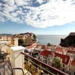 Hilton Imperial Dubrovnik executive terrace