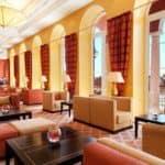 Hilton Imperial Dubrovnik lobby bar