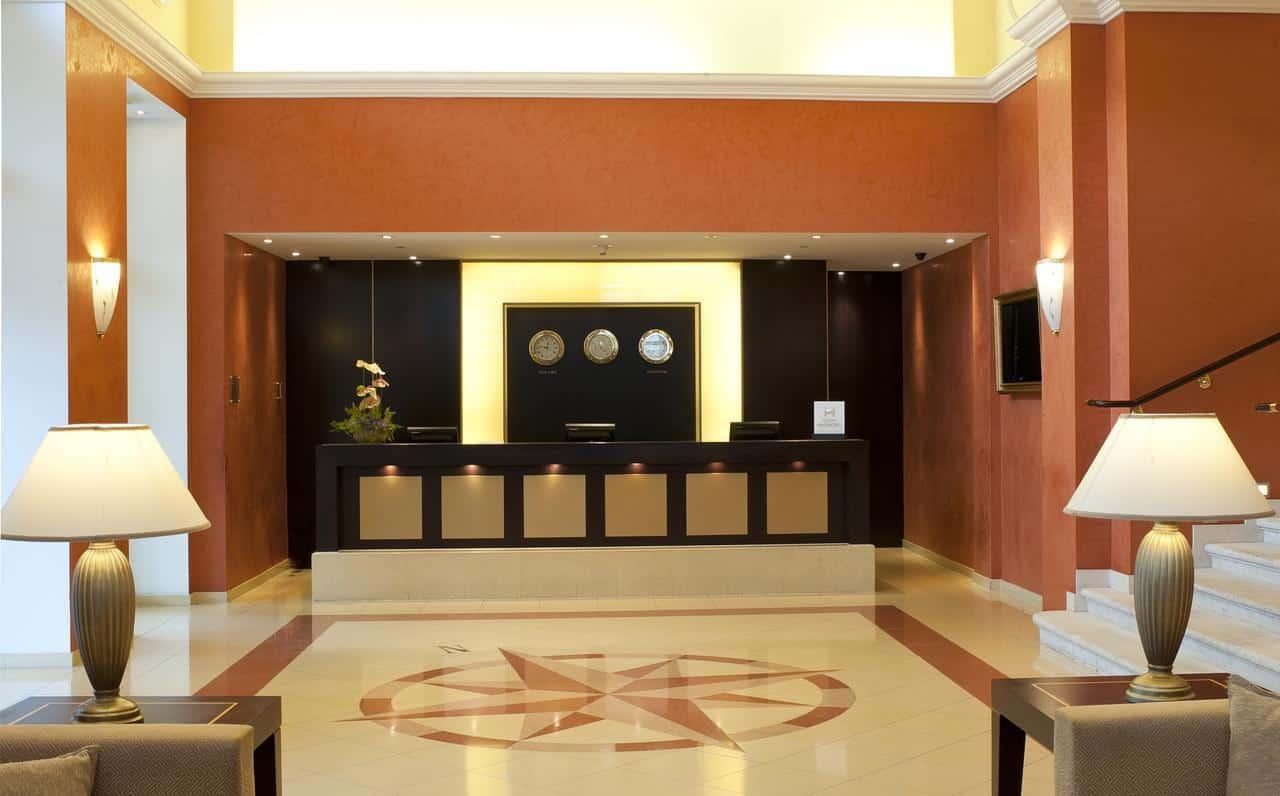 Hilton Imperial Dubrovnik reception