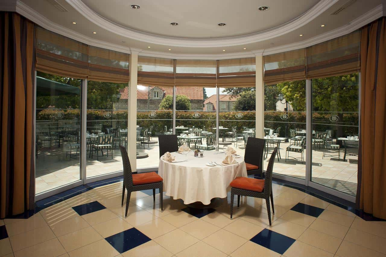 Hilton Imperial Dubrovnik restaurant 2