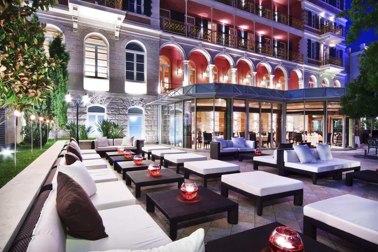 Hilton Imperial Dubrovnik restaurant