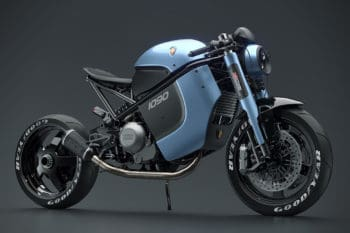 Koenigsegg Bike 1090 Concept Motorcycle 1