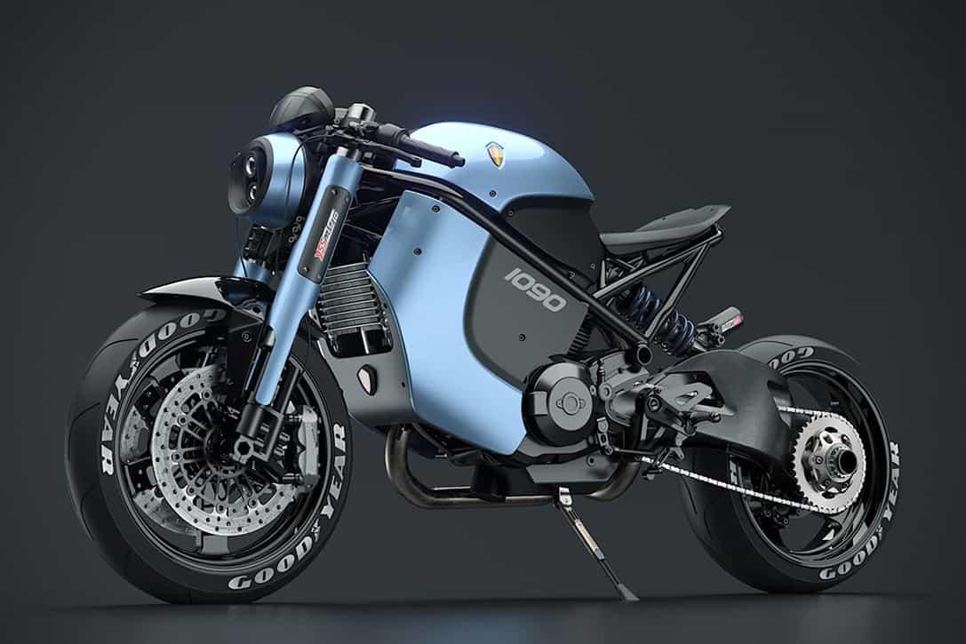 Koenigsegg Bike 1090 Concept