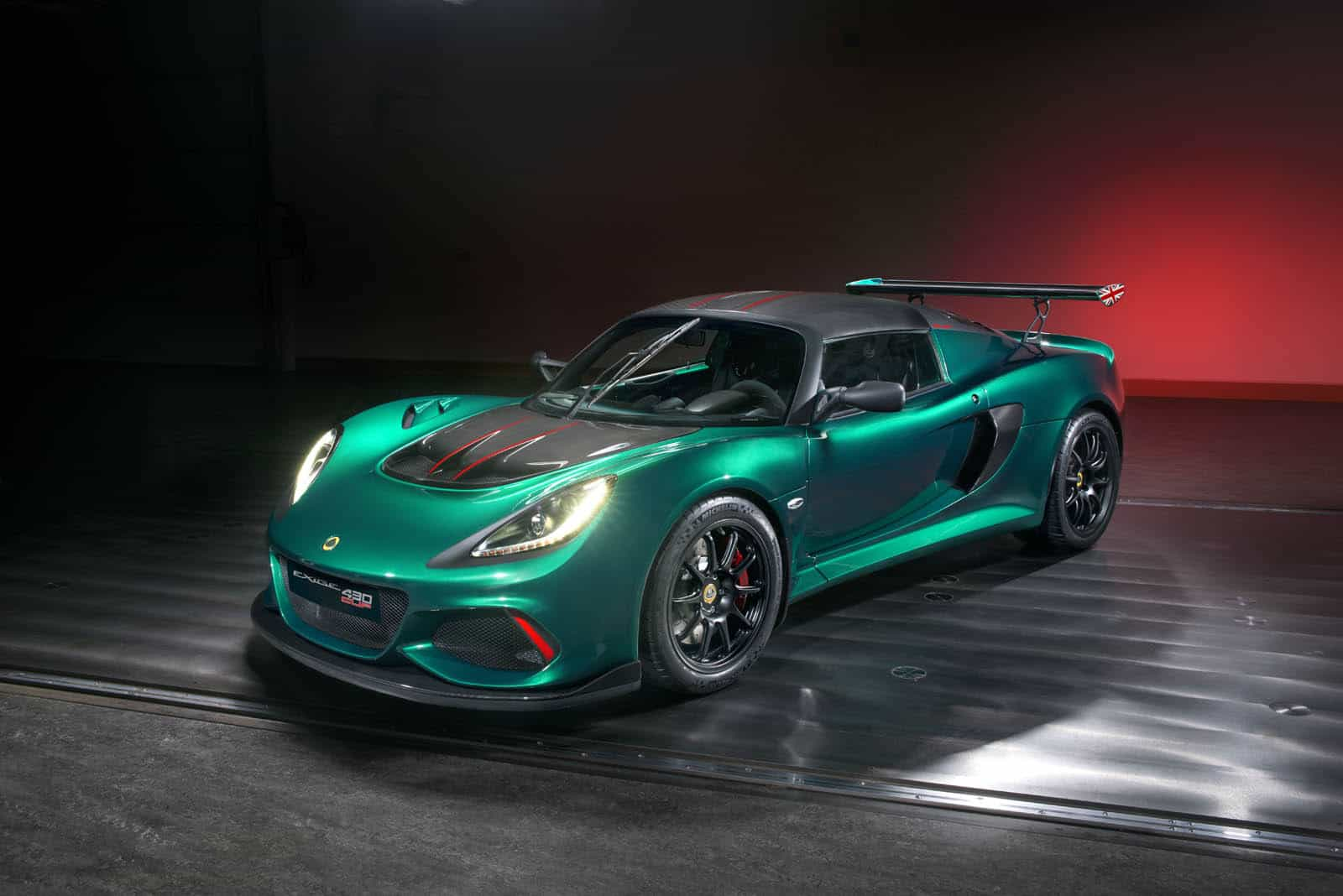 The New Lotus Exige Cup 430 Is the Most Extreme Exige Ever Conceived