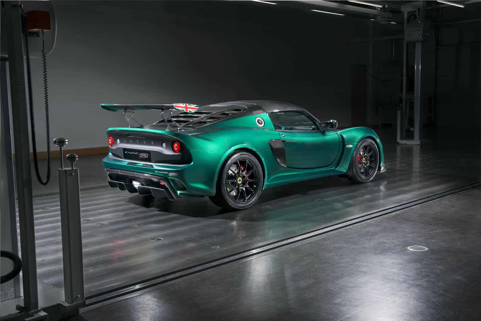 Lotus Goes Beyond The Limits With The Exige Cup 430