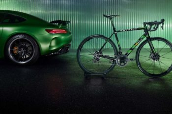 Mercedes AMG R.S2 disc road Bike 1
