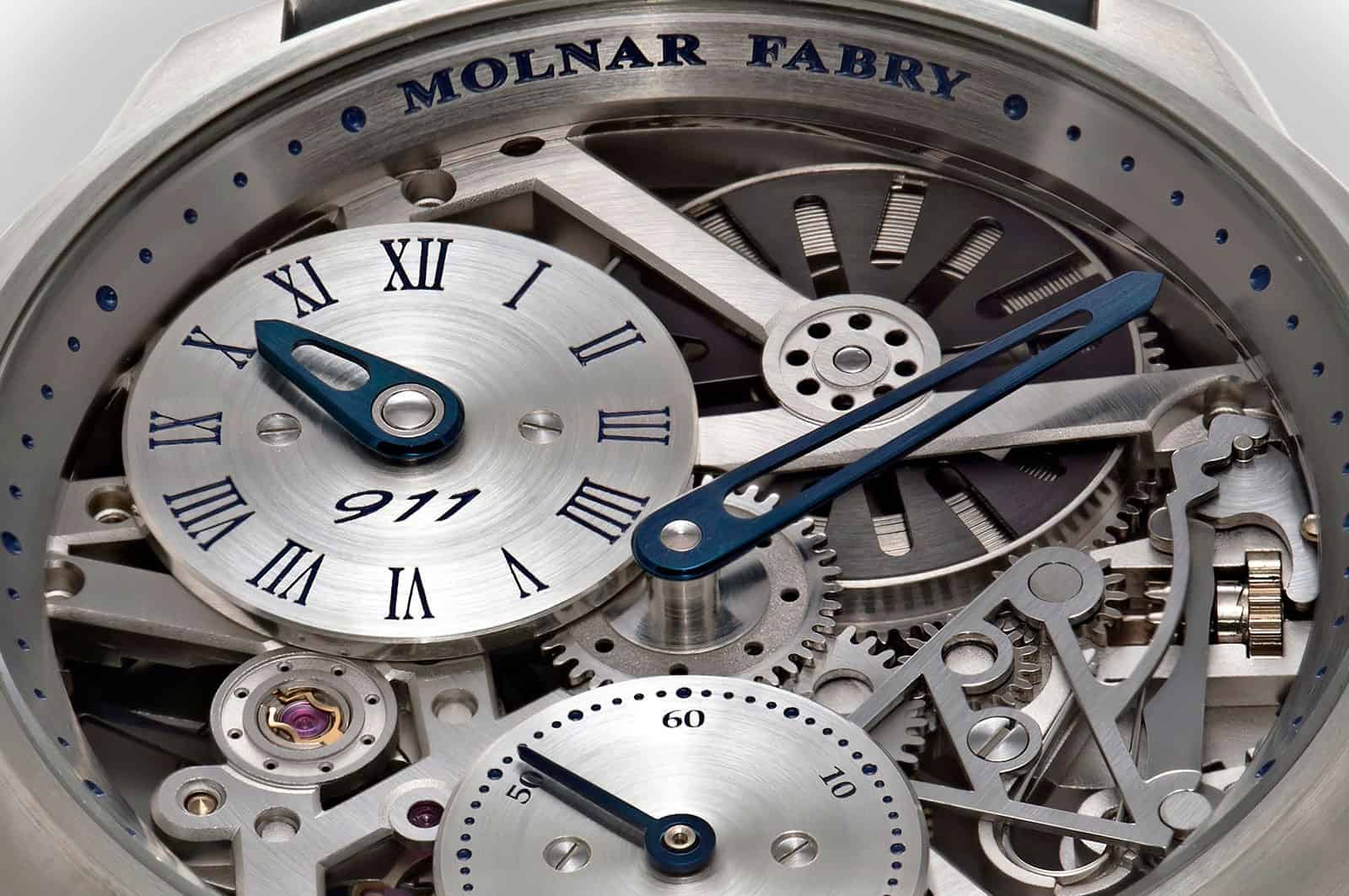 Molnar Fabry Time Machine Regulator 911 6
