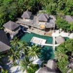 Oceanfront Villa in the Maldives 2