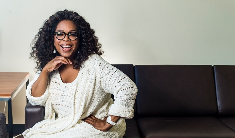 Oprah Winfrey early life