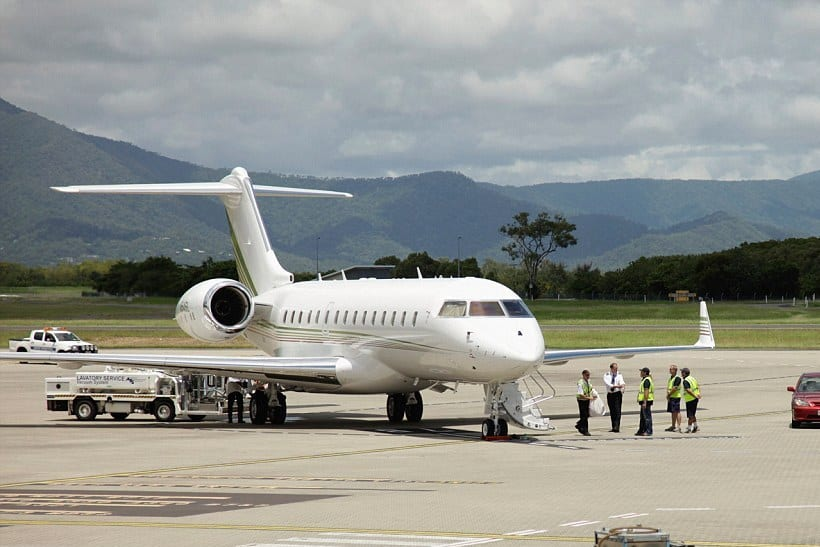Oprah Winfrey global express xrs