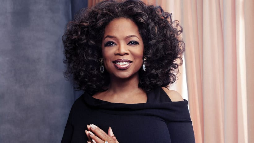 Oprah Winfrey net worth